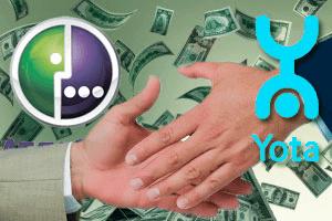 """Перевести деньги с Мегафона на Йоту через услугу """"Мобильный перевод"""""""