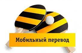 """Перевести деньги с Билайна на Билайн через """"Мобильный перевод"""""""