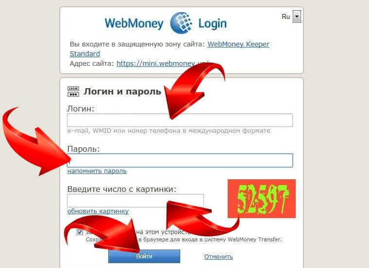 вебмани рублевый фото 2