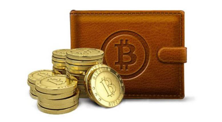 Как выглядит биткоин кошелек