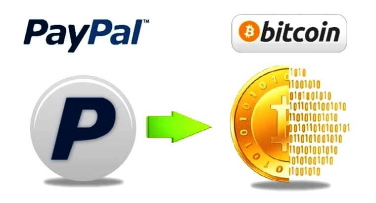 Как купить биткоин через PayPal