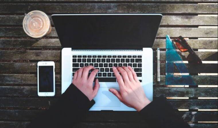 Заработок в Интернете на наборе текста