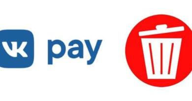 Как можно удалить приложение VK Pay со страницы ВК или из магазина