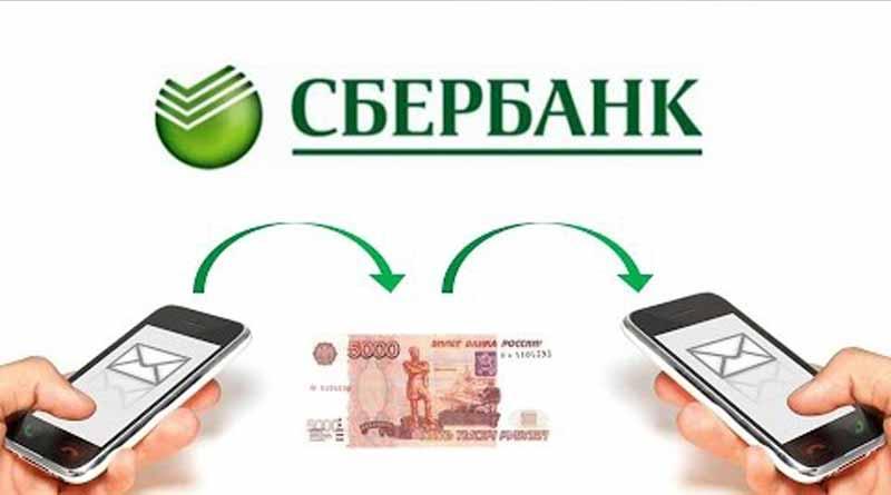 Как перевести деньги на карту через телефон