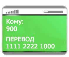 Перевести деньги с карты на карту через мобильный телефон