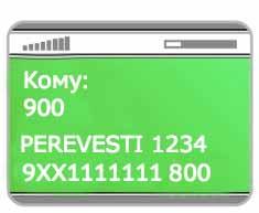 Перевести деньги с карты на карту по номеру телефона