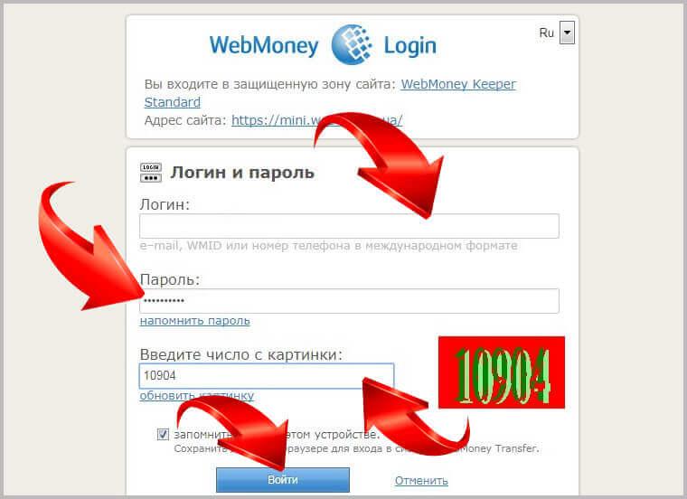 вебмани на сбербанк фото 7