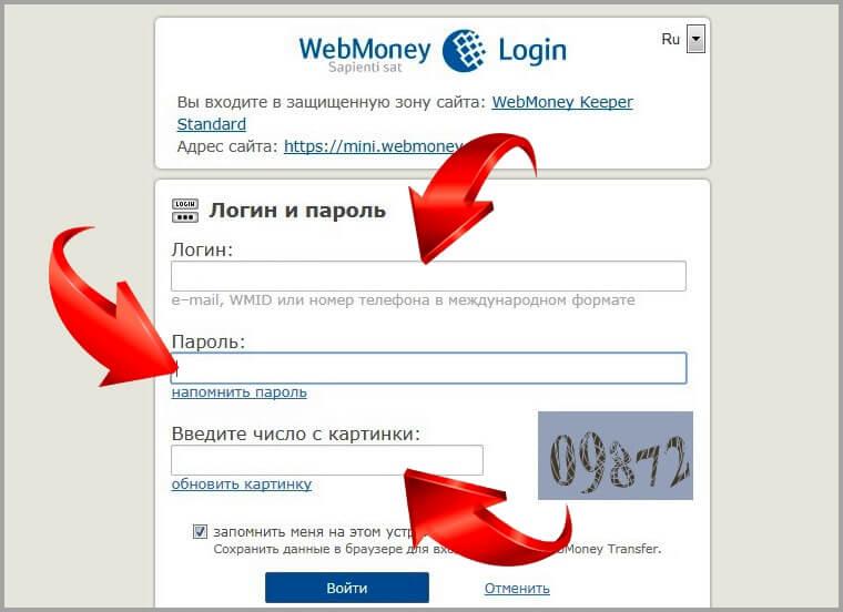 webmoney на яндекс. деньги фото 3