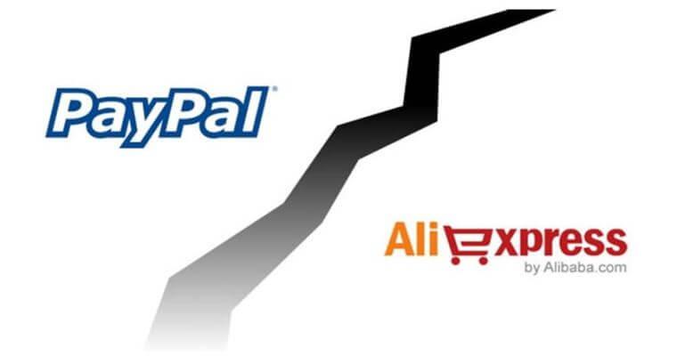 Оплата на АлиЭкспресс через PayPal