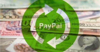 Как узнать курс конвертации PayPal