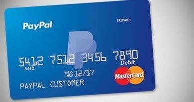 Виртуальная карта для PayPal