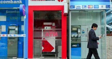 Снять деньги с карты во Вьетнаме